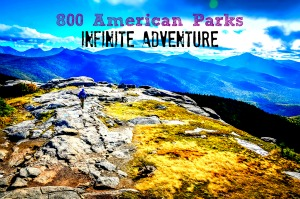 800 American Parks; a State by State List